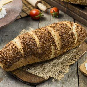 Susamlı Ekmek