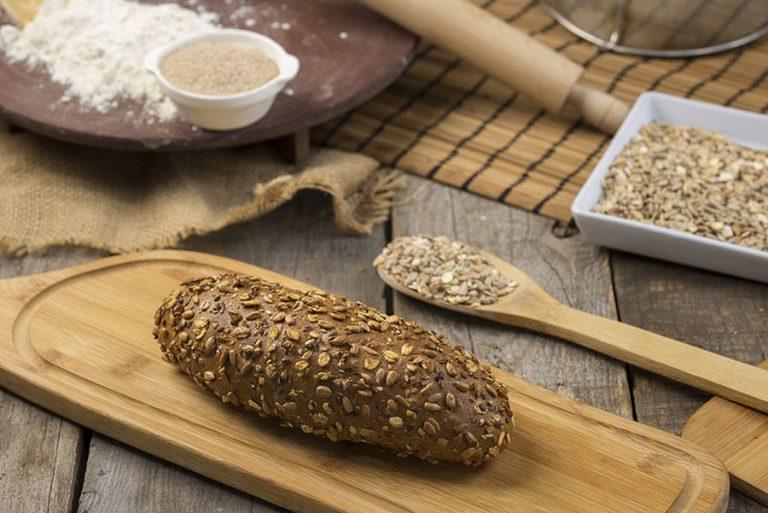 Tahıllı Ekmek