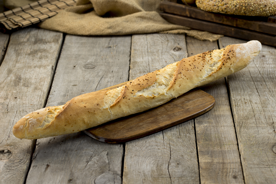 Ekşi Mayalı Baget Ekmek
